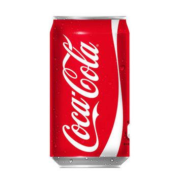 可口可樂 易開罐(330mlX24入)
