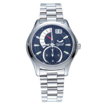 瑞士愛其華  Ogival  逆跳極速多顯腕錶 832PM