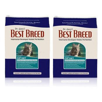 【BEST BREED】貝斯比 全齡貓配方 飼料 1.8公斤 X 2包