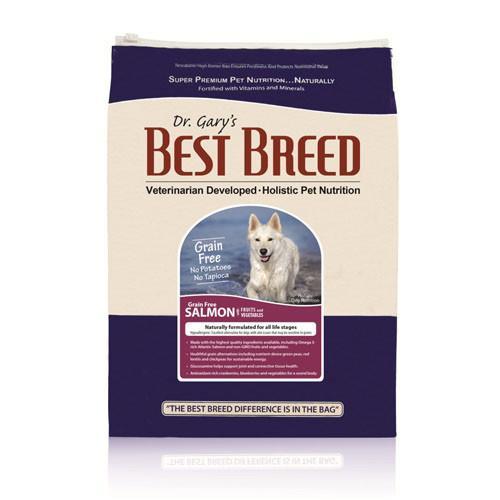 【BEST BREED】貝斯比 全齡犬 無穀鮭魚+蔬果配方 6.8公斤 X 1包