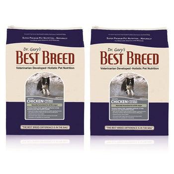 【BEST BREED】貝斯比 全齡犬 雞肉+蔬果與香草配方 6.8公斤 X 2包