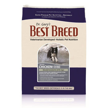 【BEST BREED】貝斯比 全齡犬 雞肉+蔬果與香草配方 6.8公斤 X 1包