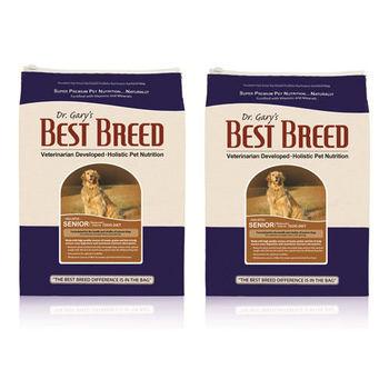 【BEST BREED】貝斯比 高齡犬低卡配方 飼料 1.8公斤 X 2包