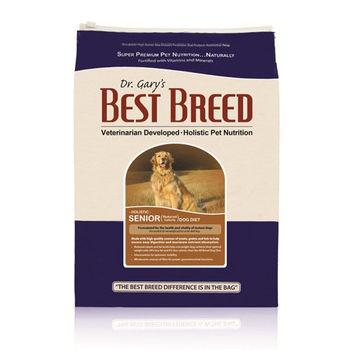 【BEST BREED】貝斯比 高齡犬低卡配方 飼料 1.8公斤 X 1包