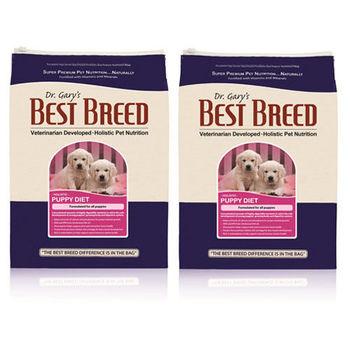【BEST BREED】貝斯比 幼犬高營養配方 飼料 1.8公斤 X 2包