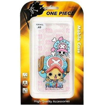 【航海王】HTC One A9 彩繪YA系列透明保護軟套-喬巴