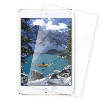 Apple iPad mini 4 0.3mm弧邊 9H 鋼化玻璃保護貼