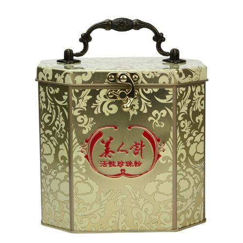 華陀-美人計活性珍珠粉120包設計盒裝x1