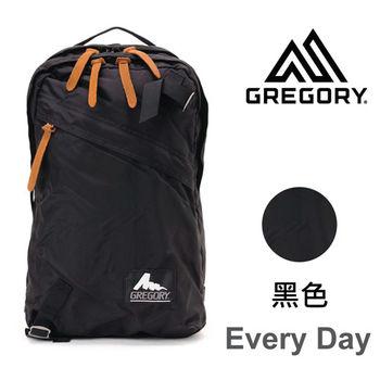 【美國Gregory】Every Day日系休閒後背包21L-黑色