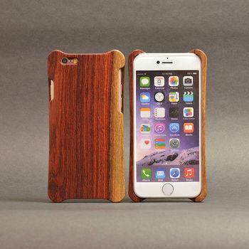 iPhone 6/6S Plus 5.5吋 緬甸花梨木木殼