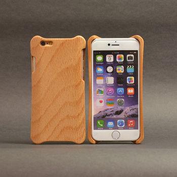 iPhone 6/6S Plus 5.5吋 山毛櫸木殼