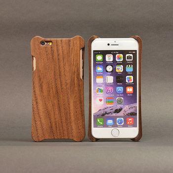 iPhone 6/6S Plus 5.5吋 胡桃木木殼