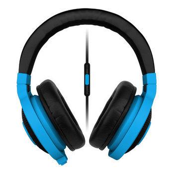 Razer 雷蛇 2015 北海巨妖行動版耳機麥克風 Kraken Mobile(藍色)