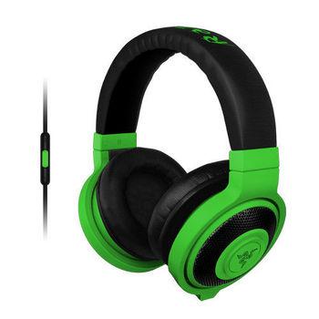 Razer 雷蛇 2015 北海巨妖行動版耳機麥克風 Kraken Mobile(綠色)