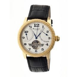 美國HERITOR限量飛輪機械腕錶