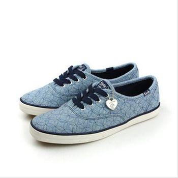 Keds 休閒鞋 藍 女款 no158