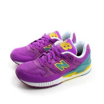 NEW BALANCE 530系列 休閒鞋 紫 女款 no838