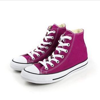 CONVERSE CTAS 帆布鞋 紫紅 女款 no213