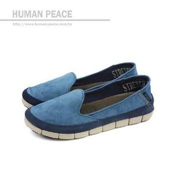 Crocs 懶人鞋 藍 女款 no273