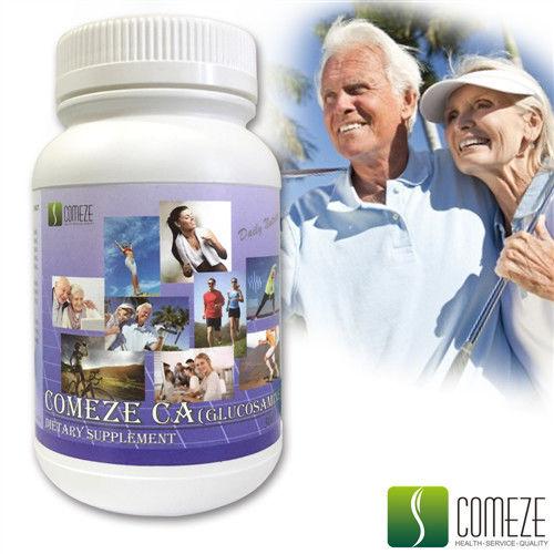 COMEZE康澤 康捷鈣-葡萄糖胺錠(300粒/瓶)大瓶裝