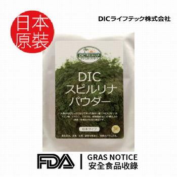 【日本DIC藍藻】嚴選素材100藍藻粉1包組 (100公克/包)