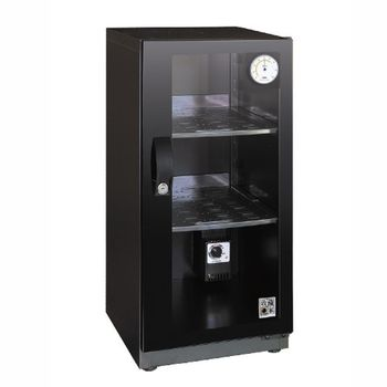 收藏家★V-02,66公升★印刷玻璃門+抽拉層板,完美組合