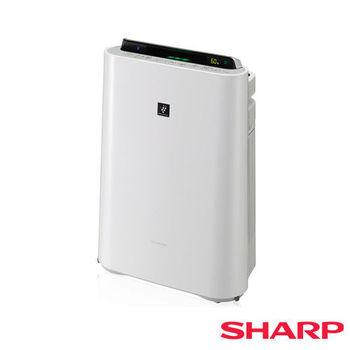 【夏普SHARP】水活力增強空氣清淨機 KC-JD60T
