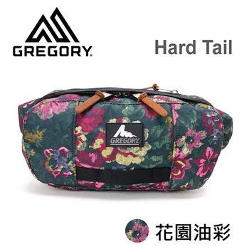 【美國Gregory】Hard Tail日系休閒小腰包-花園迷彩
