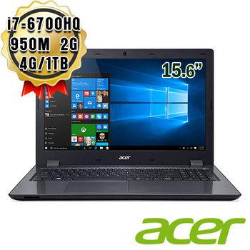ACER 宏碁 V5-591G-72XC 15.6吋 FHD i7-6700HQ 獨顯GTX 950M 2G 高畫質筆電