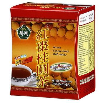 【薌園】紅棗桂圓茶 (10公克 x 10入) x 12盒