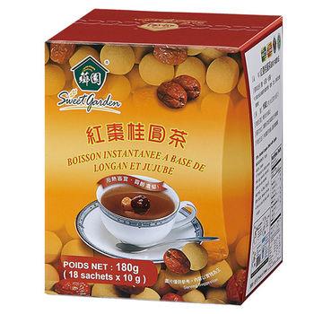 【薌園】紅棗桂圓茶 (10公克 x 18入) x 12盒