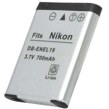 Kamera 鋰電池 for Nikon EN-EL19 (DB-ENEL19)