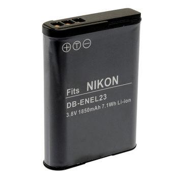Kamera 鋰電池 for Nikon EN-EL23 (DB-ENEL23)