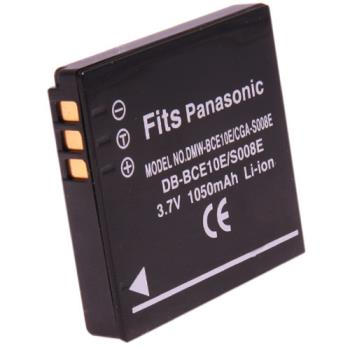 Kamera 鋰電池 for Panasonic S008/DMW-BCE10 (DB-BCE10E)