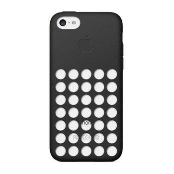 Apple 原廠 iPhone 5c Case 保護殼 - 黑色