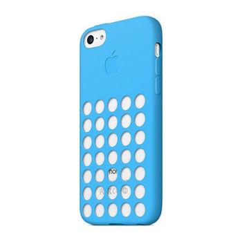 Apple 原廠 iPhone 5c Case 保護殼 - 藍色