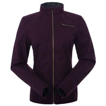 【聖伯納 St.Bonalt】女-短版英倫風時尚防水機能風衣-深酒紅(80176)