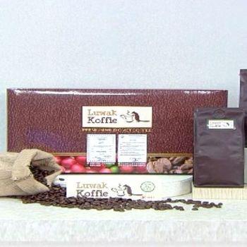 麝香貓咖啡豆獨特風味嘗鮮組