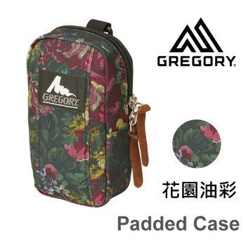 【美國Gregory】Padded Case日系休閒收納包-花園油彩-M