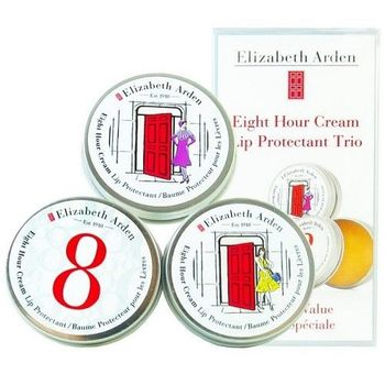 Elizabeth Arden 雅頓 8小時潤澤護唇膏三入組