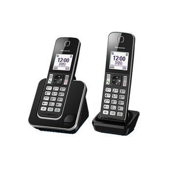 【國際牌Panasonic】數位無線電話 KX-TGD312