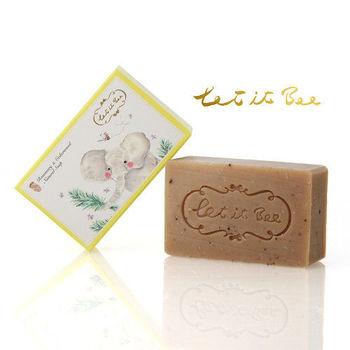 【LET IT BEE】迷迭香蜂膠冷製手工皂x2件組(100g)