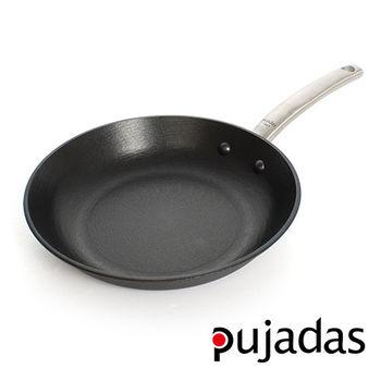 西班牙Pujadas 1921輕鑄鐵平底鍋24cm