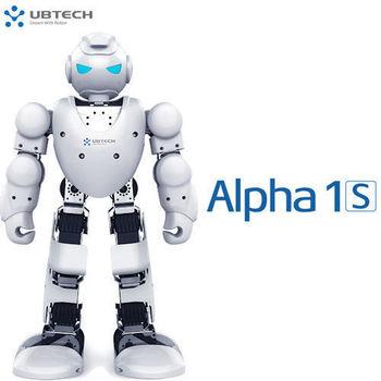 【UBTECH】阿爾法機器人 ALPHA 1S +【龍博士動腦遊戲】龍博士魔術金字塔珍藏版