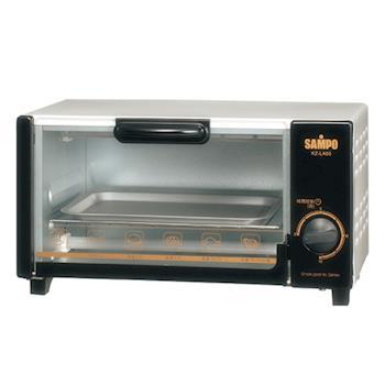 『SAMPO 』☆聲寶 6L電烤箱 KZ-LA06