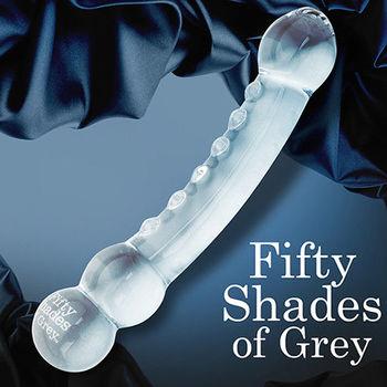 格雷的五十道陰影 讓我瘋狂玻璃按摩棒