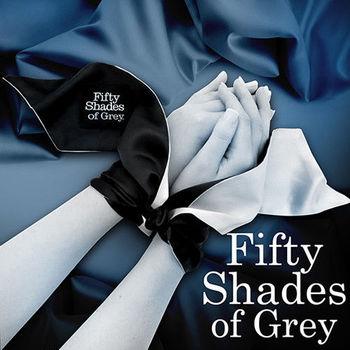 格雷的五十道陰影 豪華綢緞束縛帶