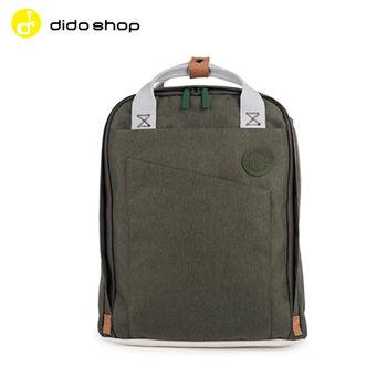Dido shop 14吋韓版休閒手提後背兩用包 筆電包 電腦包 後背包 (BK085)