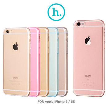 【HOCO】Apple iPhone 6/6S 輕系列TPU套