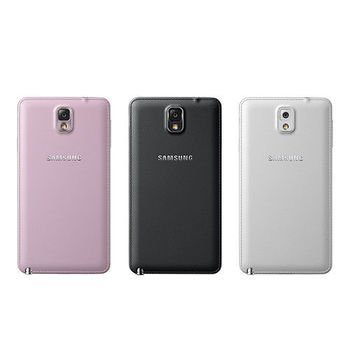 SAMSUNG GALAXY NOTE3 N900U / N9005 原廠背蓋 (裸裝)